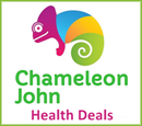 Chameleon John - Health Deals