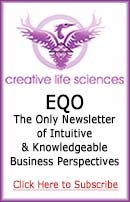 Creative Life Sciences Newsletter - Intuitive & Knowledgeable Business Perspectives