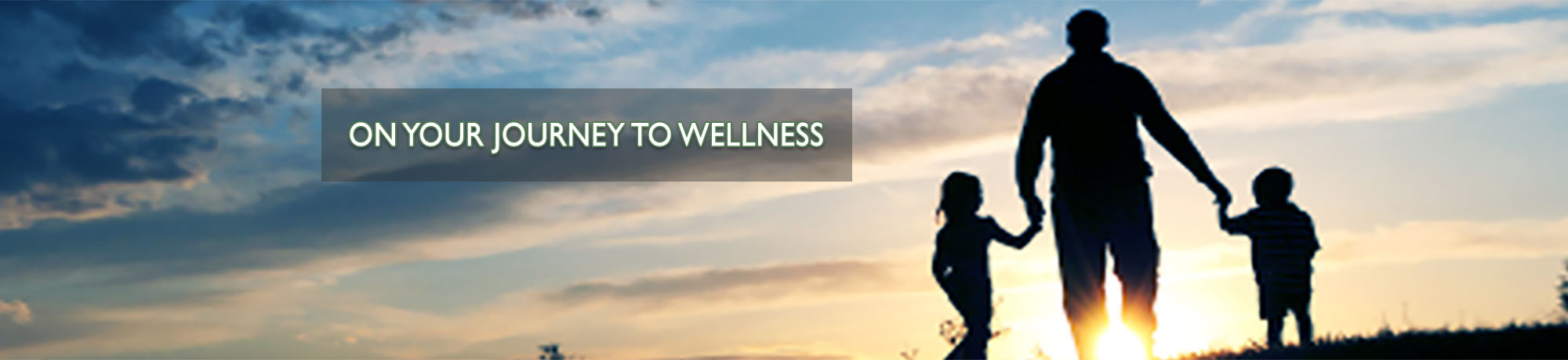 "On Your Journey to ""Wellness"""