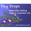 Tiny Drops – Naturally Healing Organic Essential Oils
