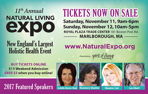 11th Annual Natural Living Expo @ Best Western Royal Plaza Trade Center | Marlborough | Massachusetts | United States