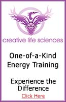 Creative Life Sciences Energy Training - Experience the Difference