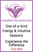 Creative Life Sciences - One-of-a-Kind Energy & Intuitive Sessions