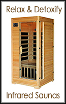 Relax and Detoxify - Spas Saunas and More