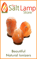 The Salt Lamp Store - Natural Ionizers