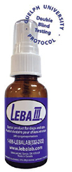 LEBA III – Herbal Dental Product for Dogs and Cats