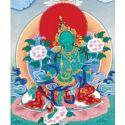 Karma Leela Buddhist Cards & Fine Art Prints