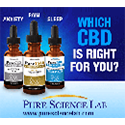 Pure Science Lab – CBD Hemp Oil Extracts