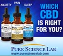 Which CBD Oil is right for you - Pure Science Lab