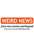 Weird News – Newsletter