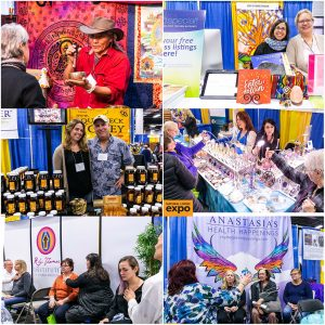 13th Annual Natural Living Expo:  November 9-10, 2019 @ Best Western Royal Plaza Trade Center