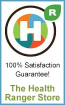 The Health Ranger - Health Products with a 100% Guarantee