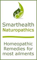 Smarthealth Naturopathics – Homeopathic Remedies for most ailments