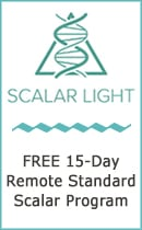 Scalar Light - FREE 15-Day Remote Standard Scalar Program